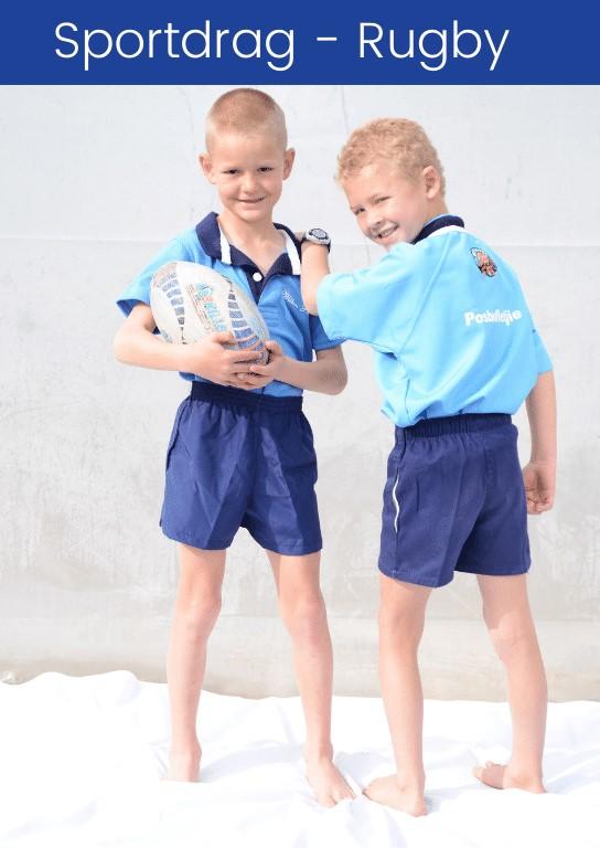 Sportdrag - Rugby