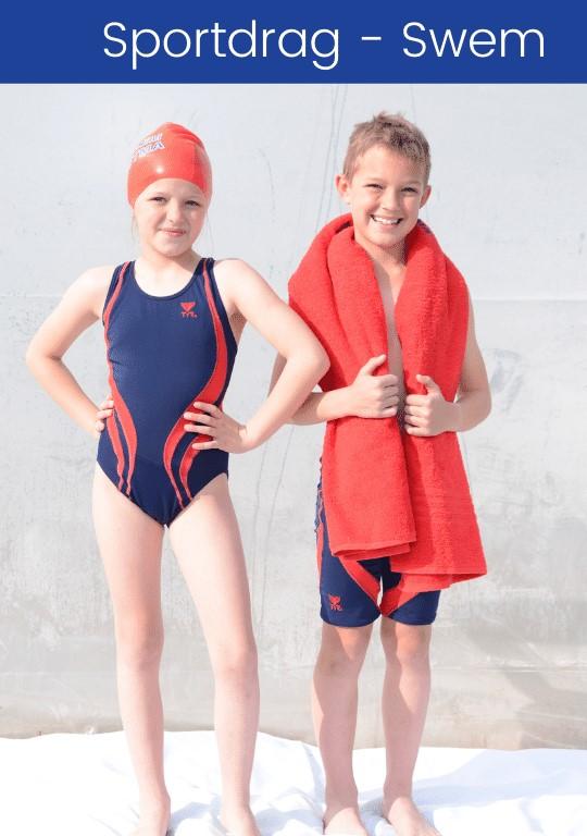 Sportdrag - Swem