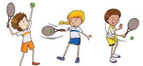 Willem Postma Mini Tennis